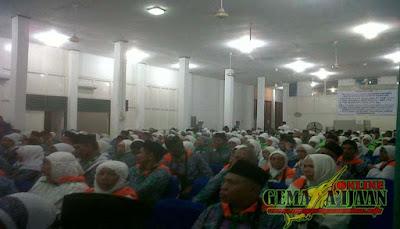 Jamaah Haji Kloter 06 BDJ Mendarat Dengan Selamat