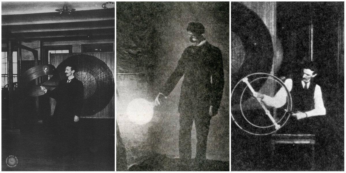 25 Rare And Fascinating Photos Of Nikola Tesla Vintage Everyday