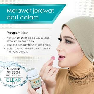 Normal price : RM 37.10  Member price : RM 35.25  ✿ Nak beli dengan harga ahli ? ✿ Whtsapp 0134040411 → confirm dapat harga ahli TANPA perlu daftar ☺