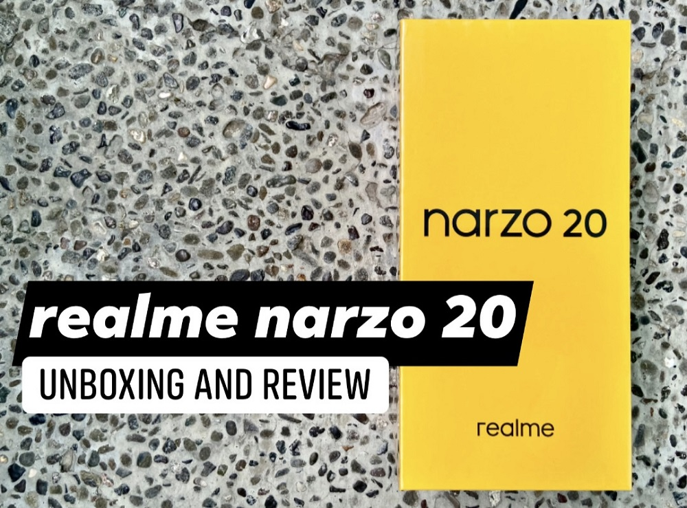 realme narzo 20 Unboxing and Full Review