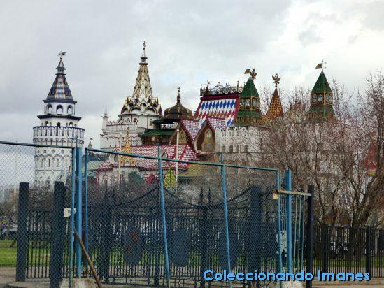 Kremlin del Mercado de Izmailovo