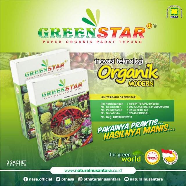 Greenstar - Biangnya Pupuk Organik