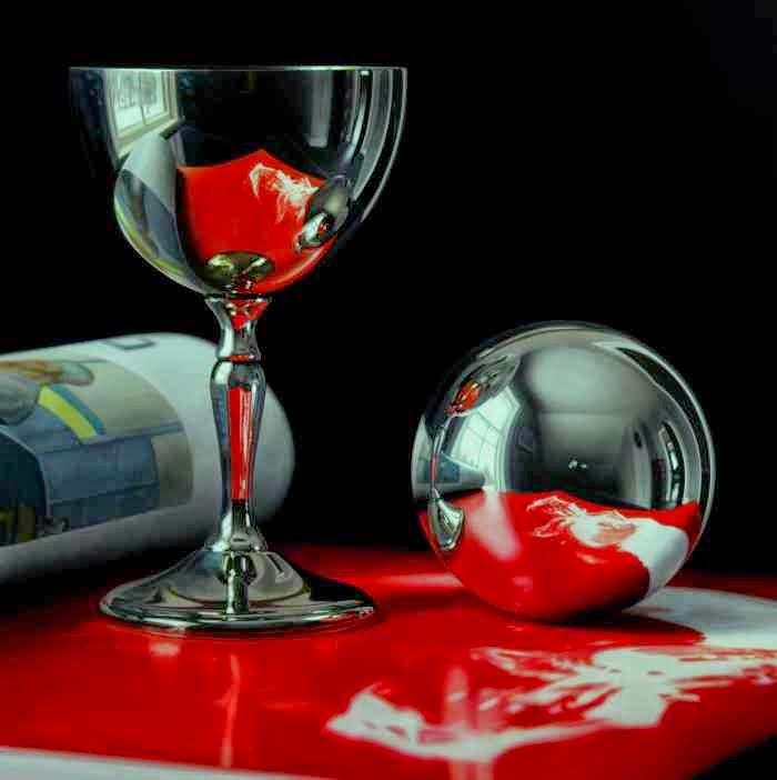 Иллюзия правдоподобия. Jason de Graaf