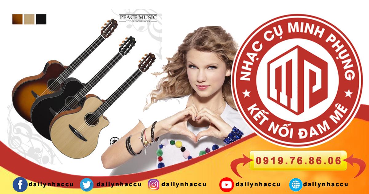đàn guitar yamaha ntx 500 giá bao nhiêu