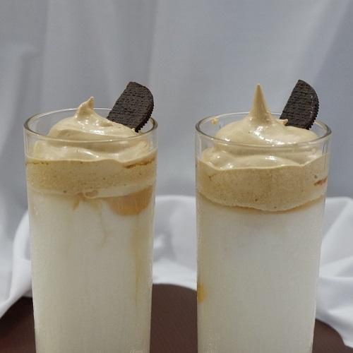 Tips cara membuat dalgona coffee
