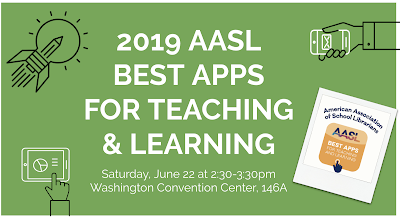 The 2019 AASL Best Apps Are Here...Check Them Out, Friends!