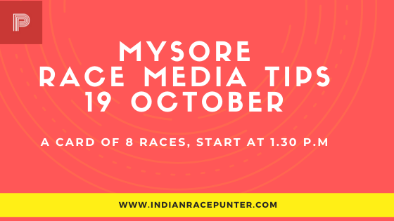 Mysore Race Media Tips, free indian horse racing tips, indirace