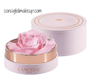 Preview Absolutely Ròse  Lancome  illuminante rosa gioiello anteprima