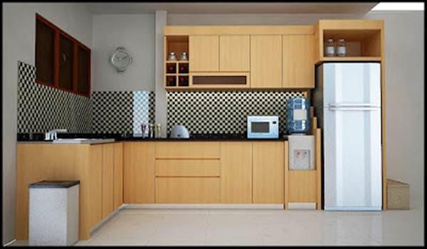Jasa custom furniture di banten jadi tau for Design kitchen set minimalis