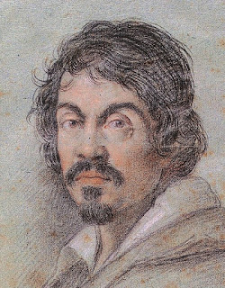 Caravaggio (above) took refuge with Minniti at his home in Sicily