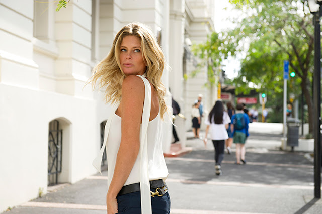rachel hunter's tour of beauty, sky italia, rachel hunter, fashion need, valentina rago, rachel hunter beauty super model, new zealand