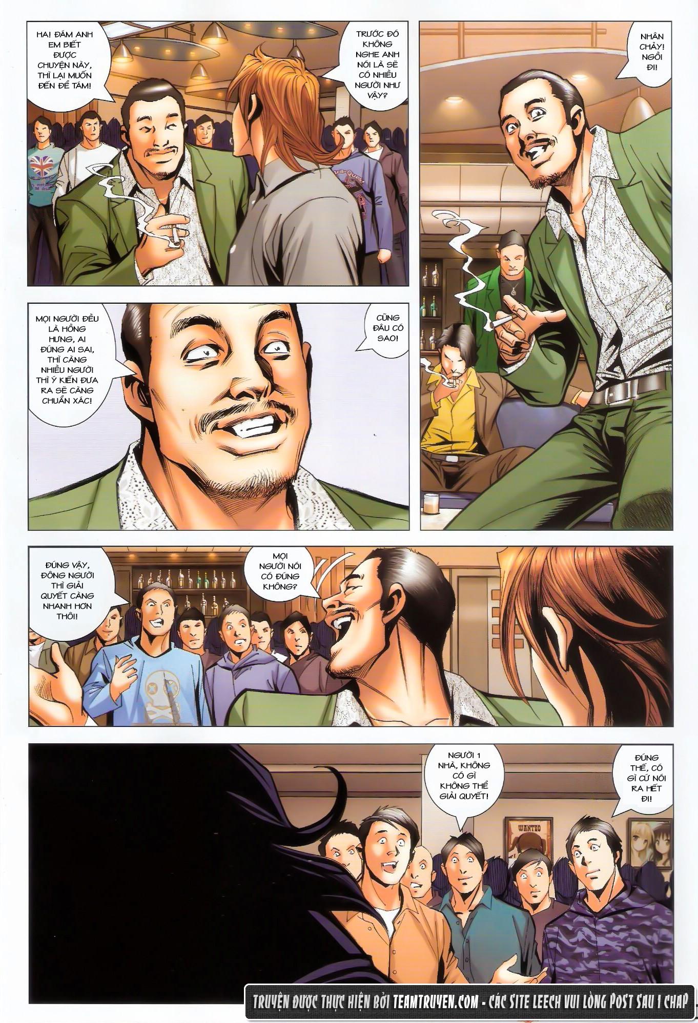 Người Trong Giang Hồ NetTruyen chap 1487 - Trang 27