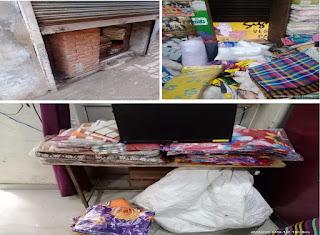 कानपुर नगर: थाना चकेरी पुलिस टीम द्वारा 2 शातिर चोरों को चोरी के सामान के साथ गिरफ्तार किया