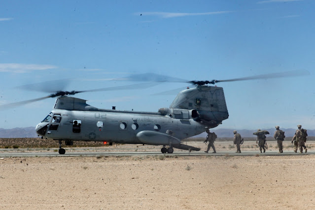 IAF deploys Chinook helicopter in Assam