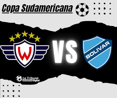 Wilstermann vs Bolivar