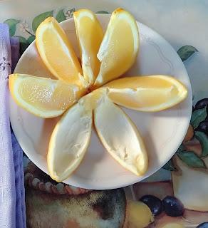 my juicy orange