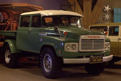 Toyota DA/FA : Si Buaya Awal Populernya Toyota Di Indonesia - Museum Angkut #2