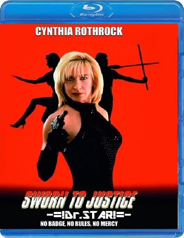 Sworn to Justice 1996 480p 300MB BRRip