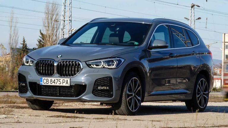 طراز BMW X1