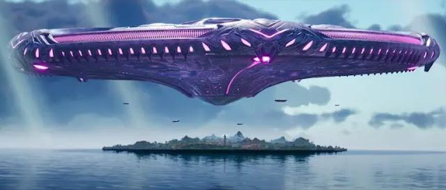 Fortnite Season 7 Alien Invasion
