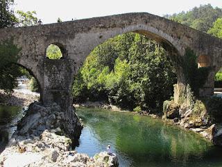 Puente; Cangas de Onís; Cangues; Asturias
