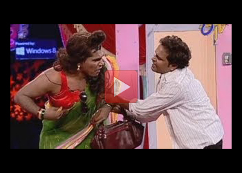 Jabardasth comedy show 30 october 2015 / Fathers and