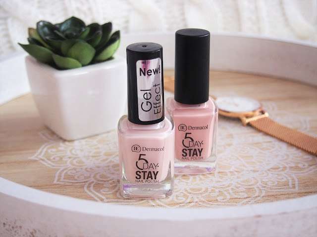 dermacol nude laky na nechty