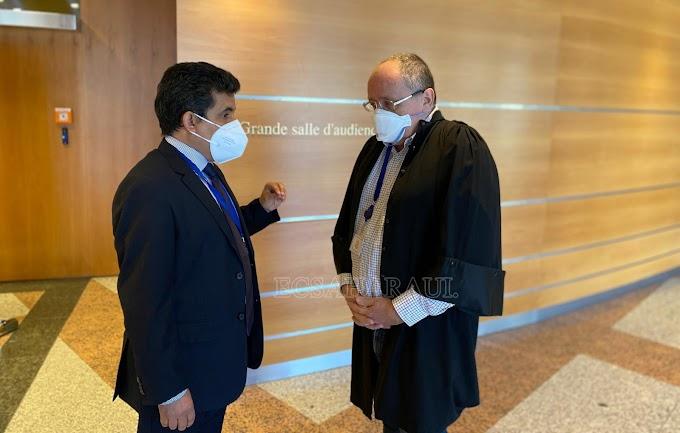 El abogado del Frente Polisario pone contra las cuerdas a la defensa marroquí en la primera vista oral en el TJUE.