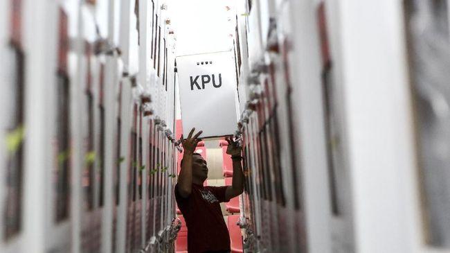 2 Paslon Pilkada Bakal Lawan Kotak Kosong di Jawa Timur