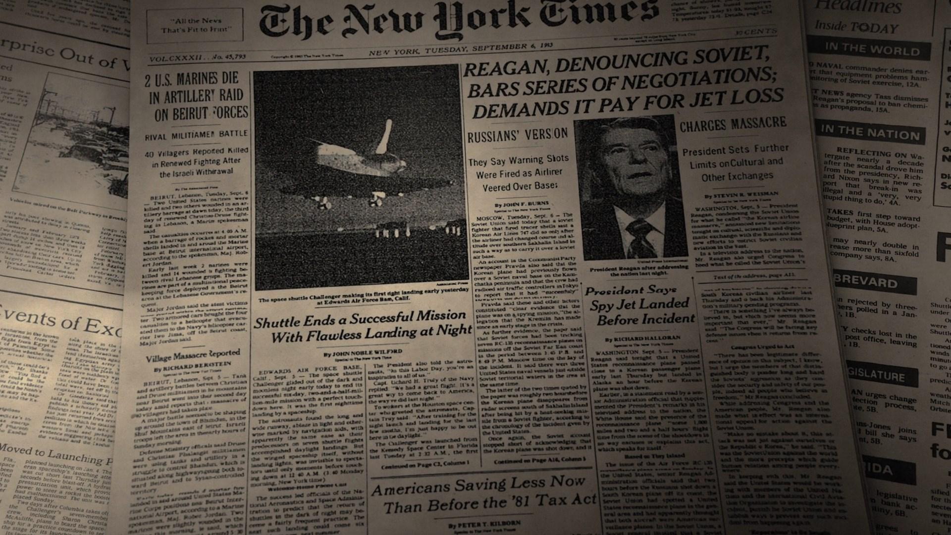 Challenger: El vuelo final (2020) Temporada 1 1080p WEB-DL Latino - Ingles
