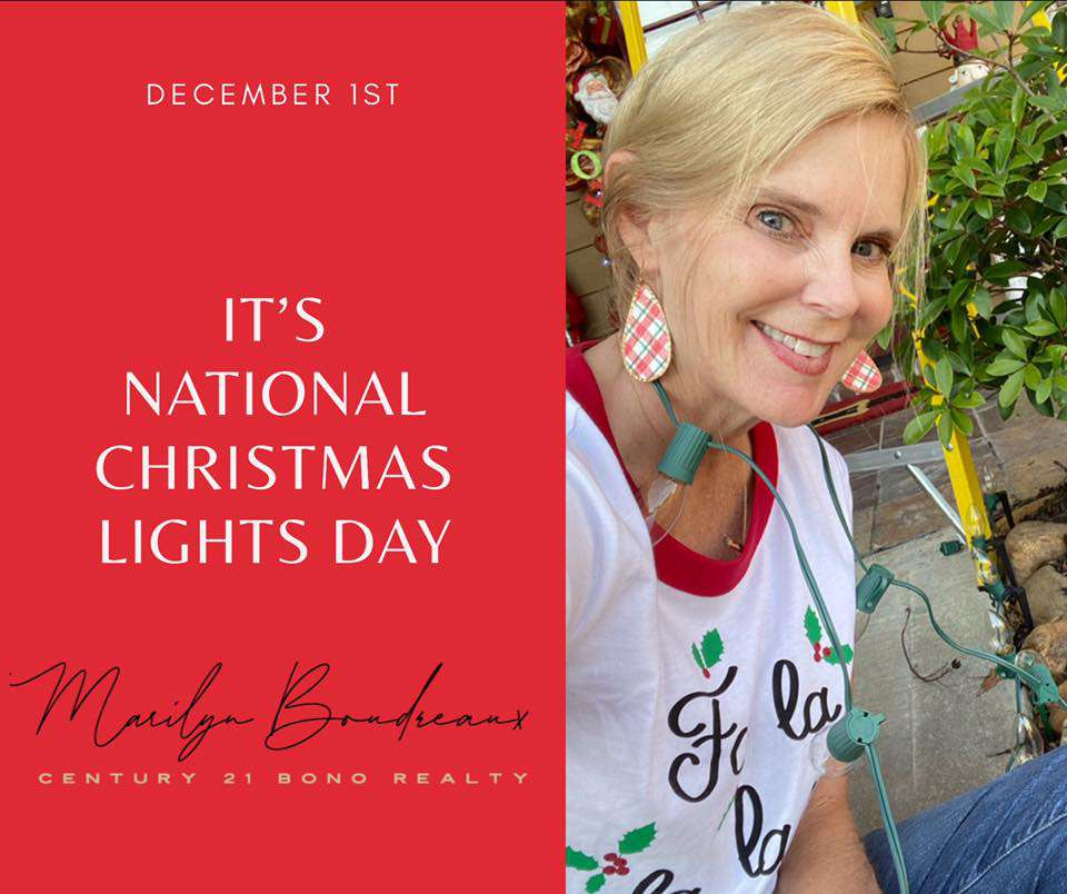 National Christmas Lights Day Wishes