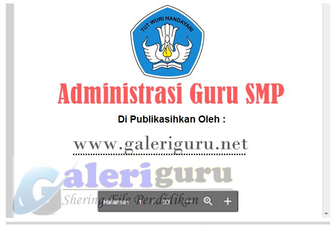 PERANGKAT PEMBELAJARAN IPS, BHS INGGRIS SMP KURIKULUM 2013 - Galeri Guru