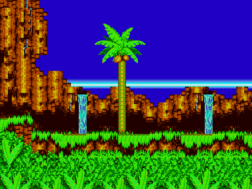 Sonic 3 Unlocked Act Transitions Part 2 Angel Island Zone