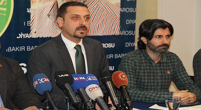 Diyarbakır Barosu son KHK hakkında açıklamalarda bulundu