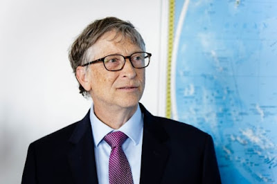 Bill Gates resigns after 44 years in office
