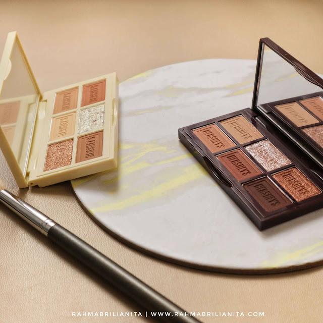 Review Etude House Hershey's Eyeshadow