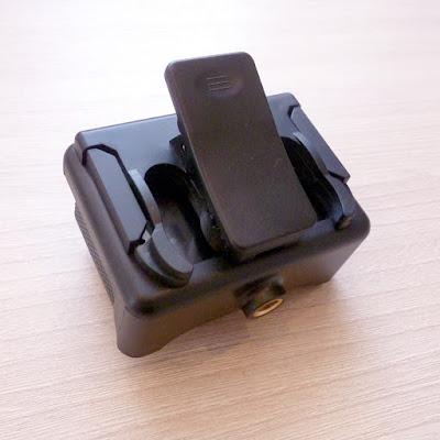 Прищепка для крепления камеры XiPro