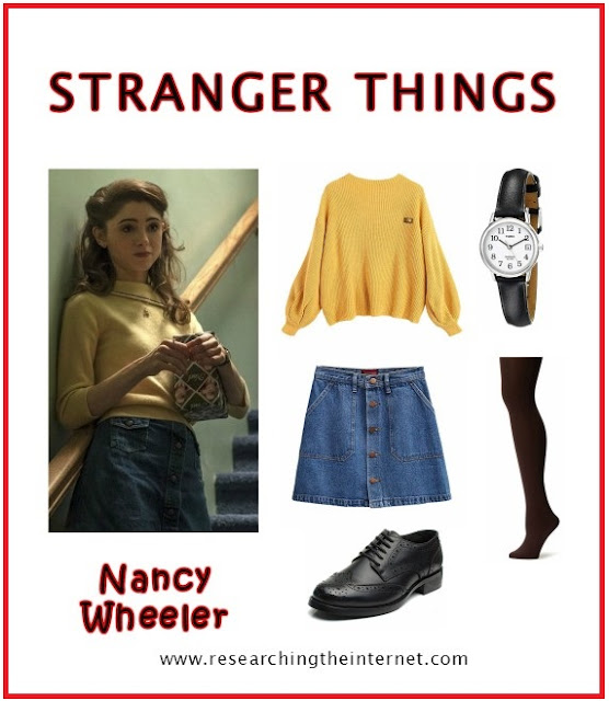 stranger things cosplay