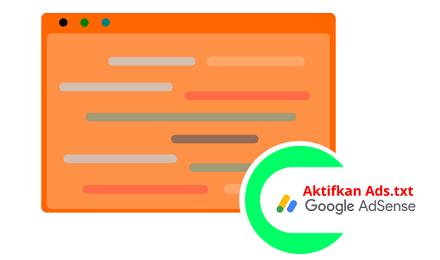 Cara Memasang dan Mengaktifkan Ads.txt di Blogger