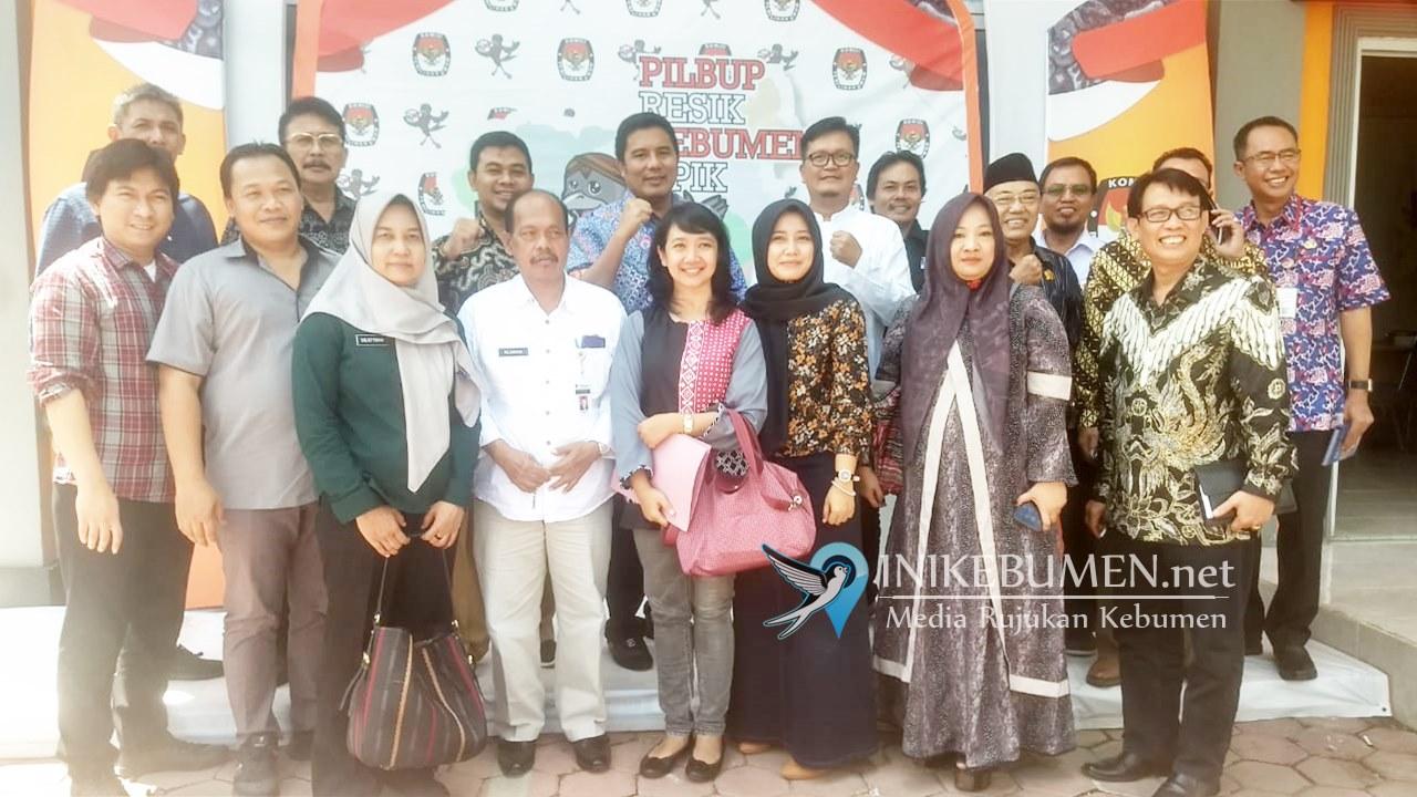 Bakal Terapkan e-Rekap, KPU Kebumen Diminta Rekrut PPK yang Masih Muda