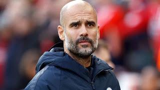 Guardiola Thinking of International Management