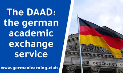 The DAAD: the german academic exchange service
