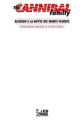 Alfredo e la notte dei morti viventi (sceneggiatura)