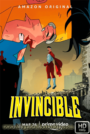 Invencible Temporada 1 [1080p] [Latino-Ingles] [MEGA]
