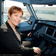 She will be the first woman flying the A350 XWB.