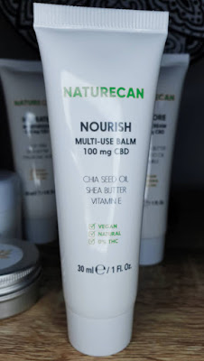 Naturecan Nourish CBD Multi-Use Balm