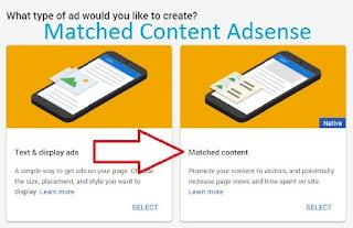 Manfaat fitur matched content dan cara mendapatkannya