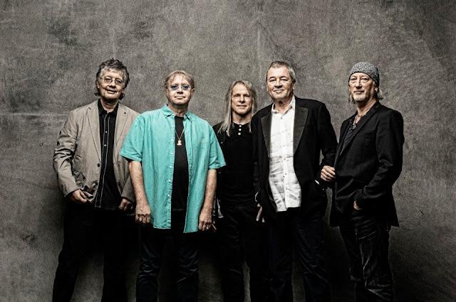 Deep Purple actúa en BEC! el 30 de junio