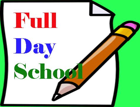 Jadwal Pelajaran Sehari Penuh SD/MI