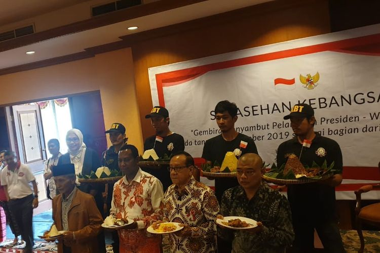 Adakan Ritual Kelancaran Pelantikan Jokowi, Ketua Forum Dukun: Atas Izin Allah SWT